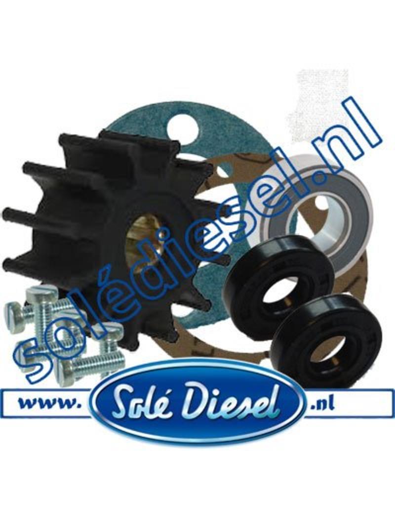 Complete Service Kit Impellerpomp 35211000