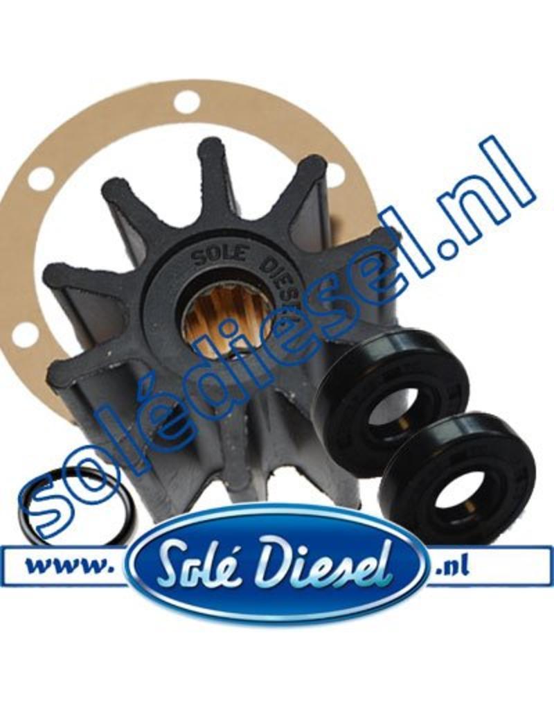 Basis Service Kit Impellerpomp 33311000