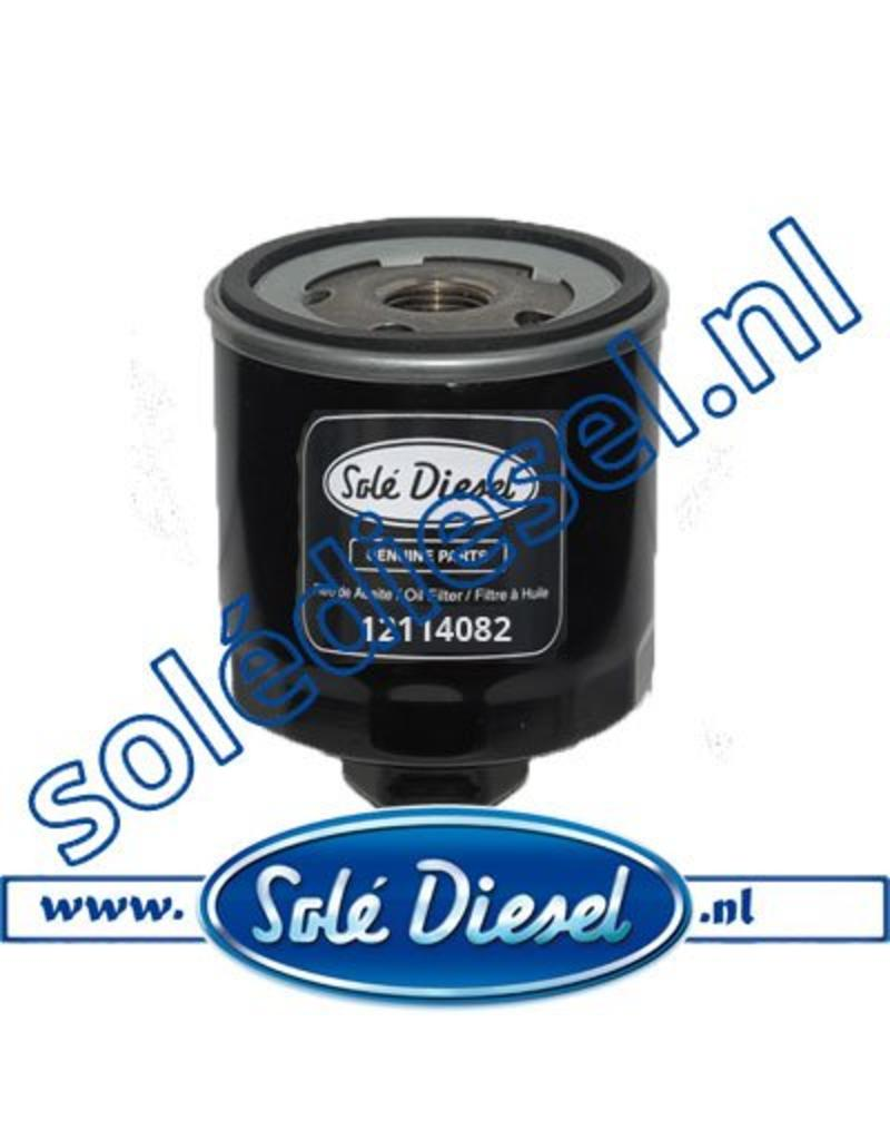 12114082| Solédiesel |Teilenummer | Oil filter