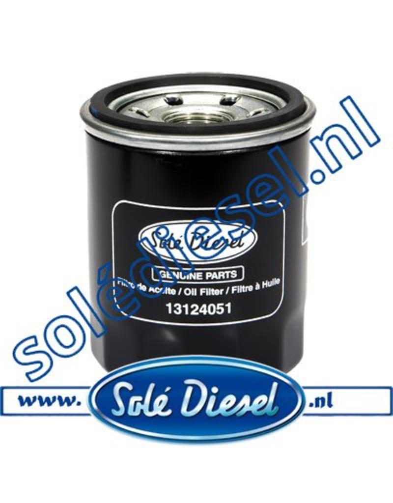 13124051| Solédiesel | parts number | Oil filter