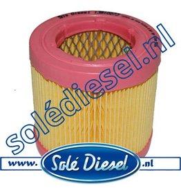 13810073 | Solédiesel |Teilenummer | Luftfilter element