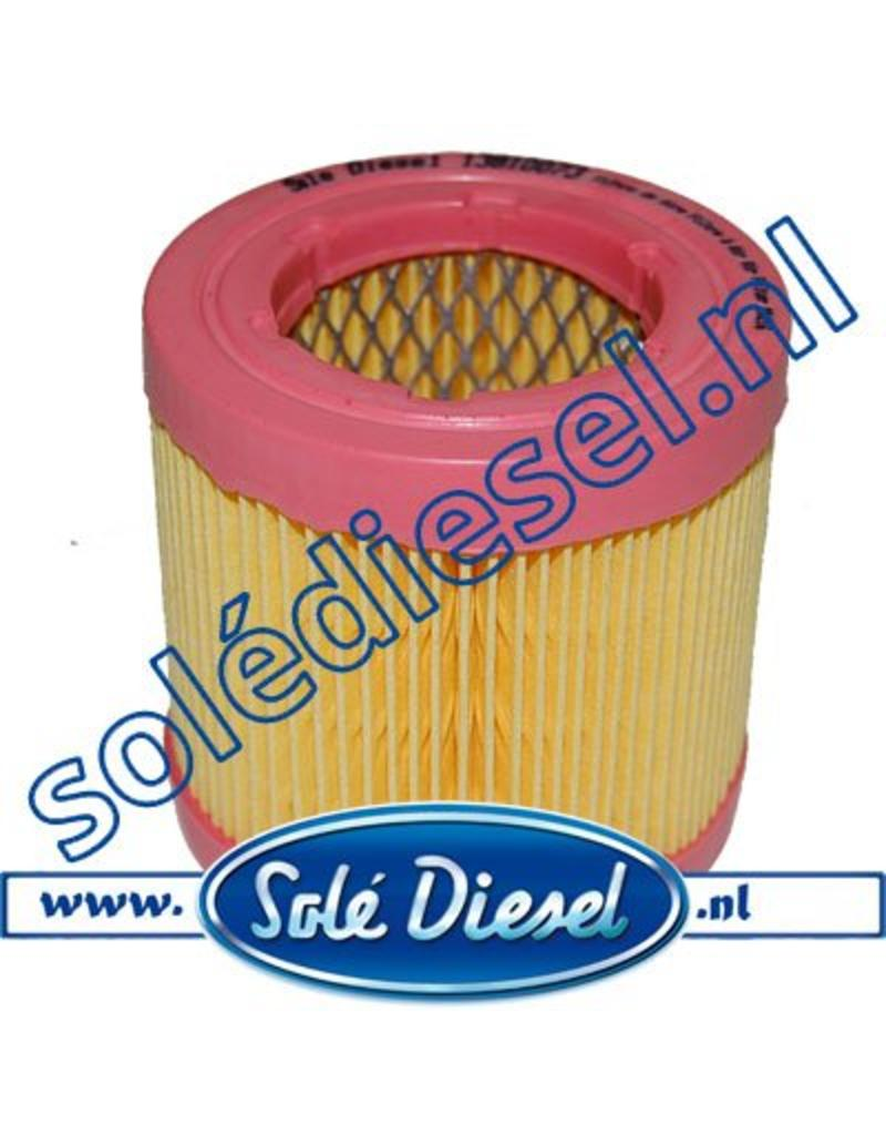 13810073 | Solédiesel onderdeel | Luchtfilter element