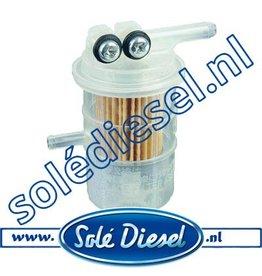13124020 | Solédiesel |Teilenummer | Fuel filter