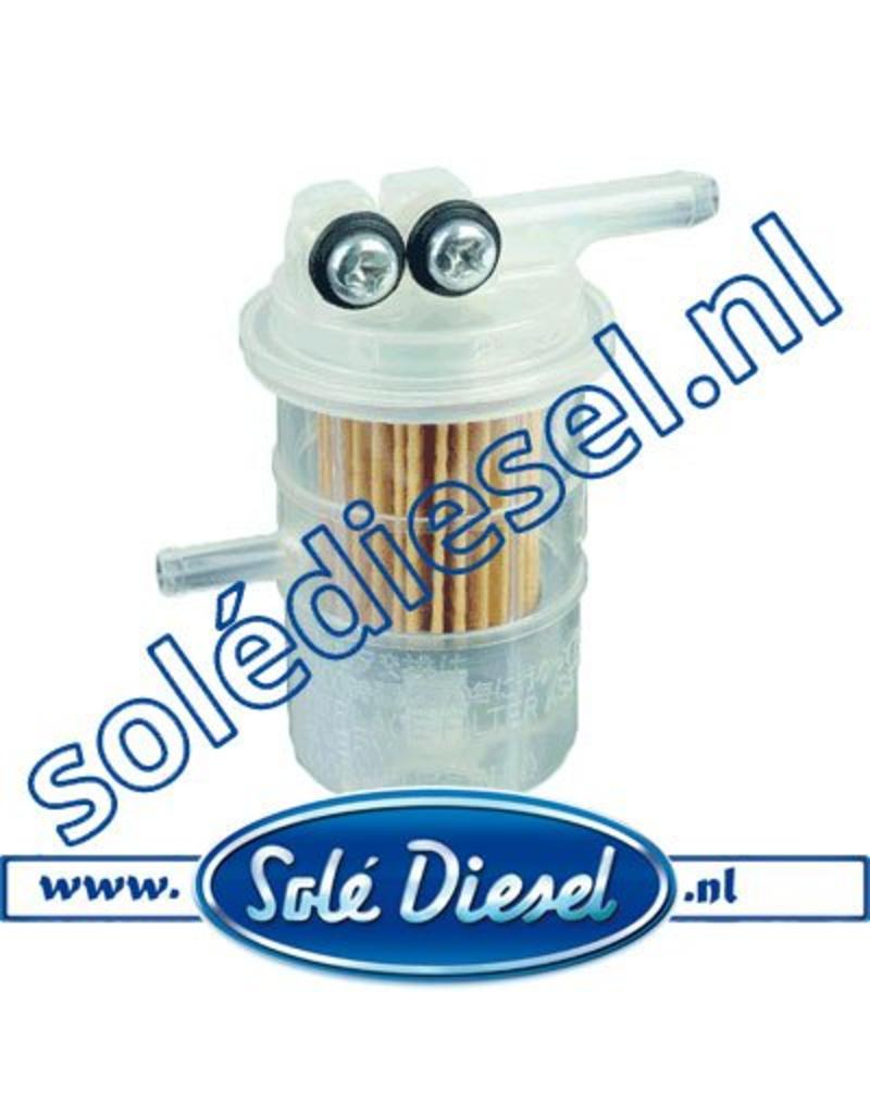 13124020   Solédiesel  Teilenummer   Fuel filter