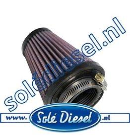 17710012| Solédiesel |Teilenummer | Luftfilter