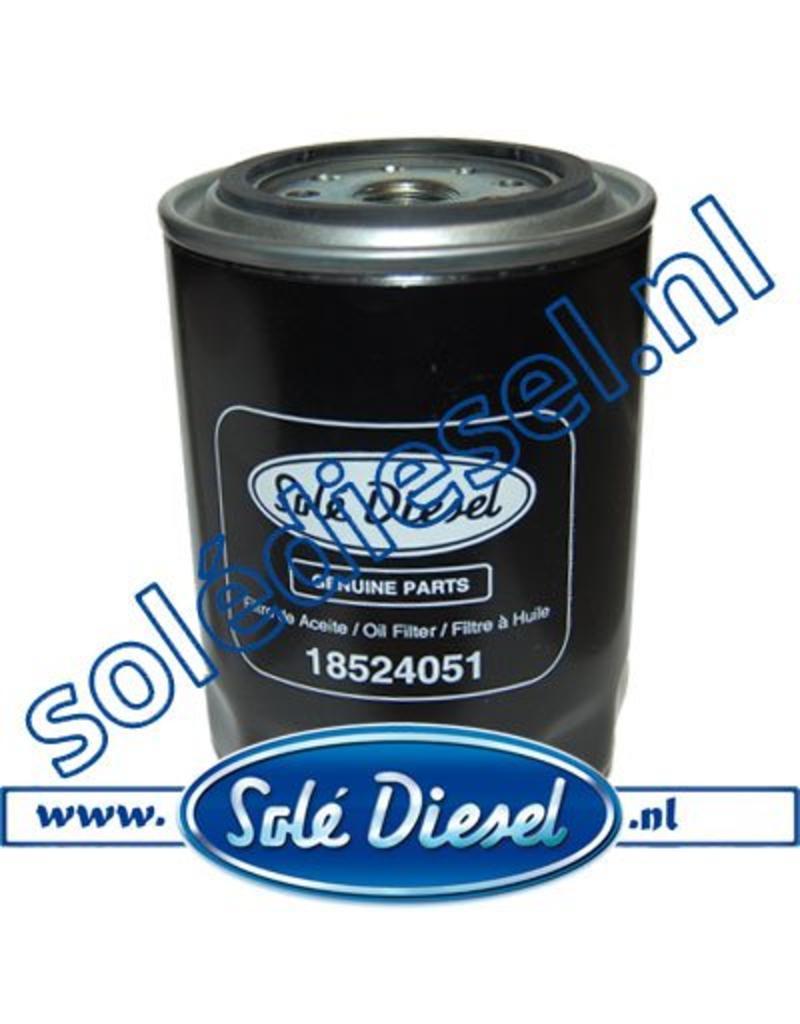 18224051 | Solédiesel onderdeel | oliefilter