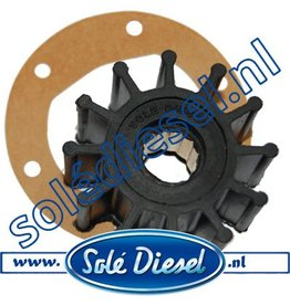 35111008  | Solédiesel onderdeel | Impeller Kit
