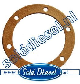 34711003  | Solédiesel | parts number | Water pump gasket