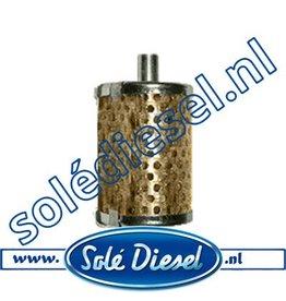 11114095 | Solédiesel onderdeel | Brandstof filter