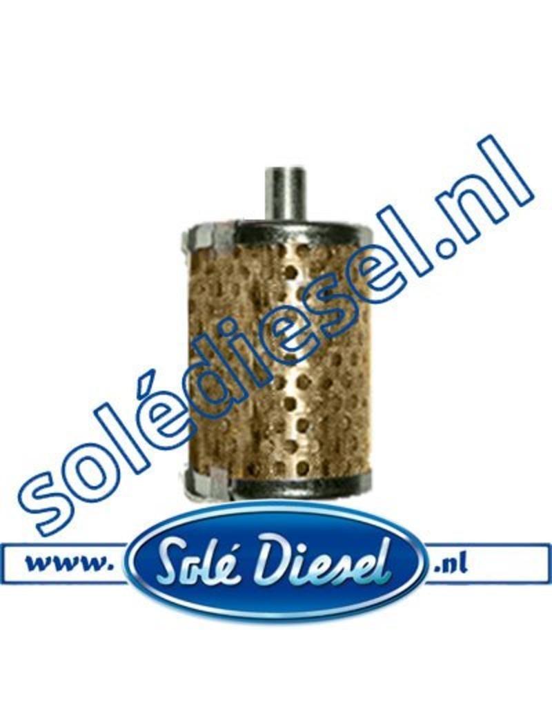 11114095   Solédiesel onderdeel   Brandstof filter