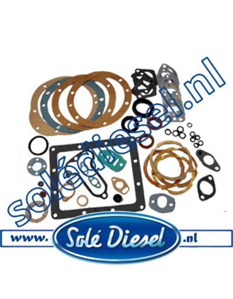 12110100 | Solédiesel | parts number | Gasket kit solé mini 1