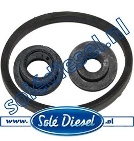 11114092-4-6 | Solédiesel | parts number | Gasket Fuel Filter set