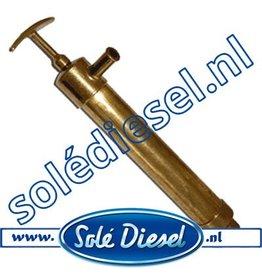 14714001 | Solédiesel onderdeel | Solé  olie afzuig pomp