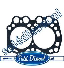 13021004 | Solédiesel | parts number | Gasket Cylinder Head
