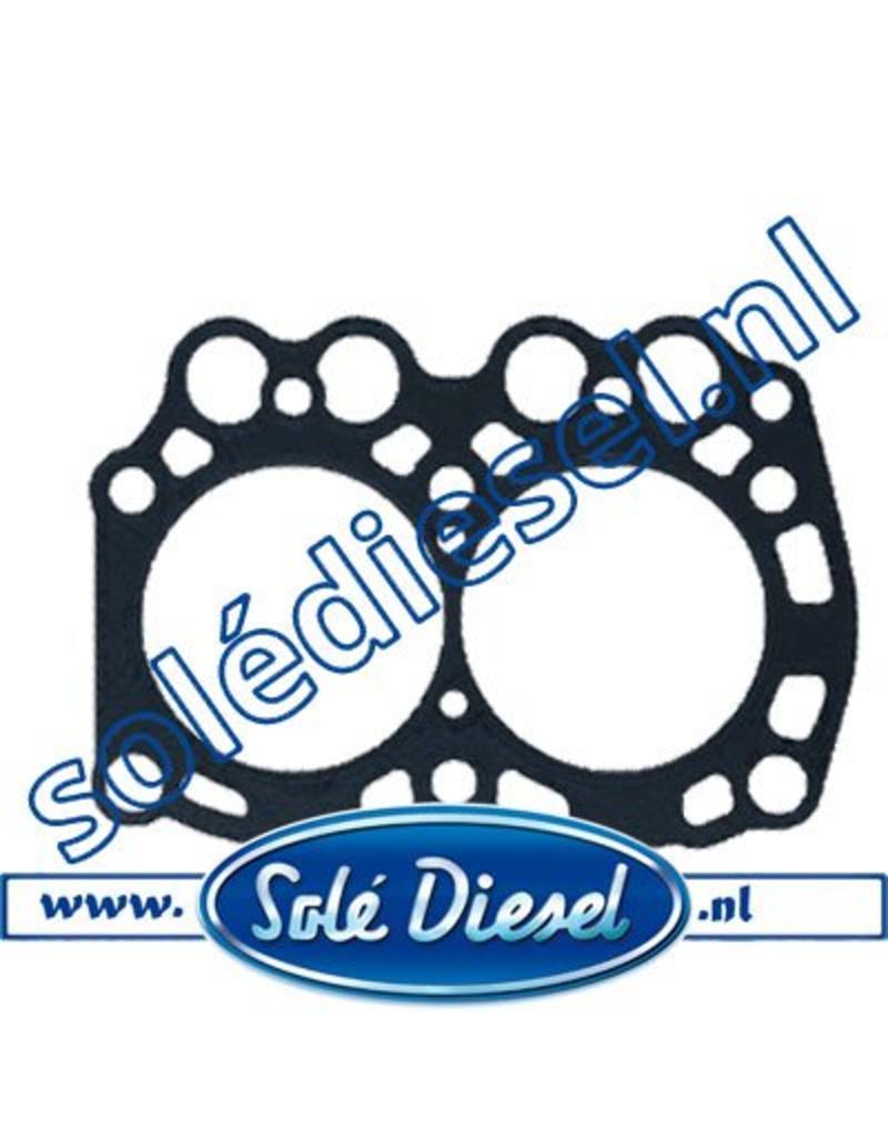 13021004 | Solédiesel onderdeel | Gasket Cylinder Head