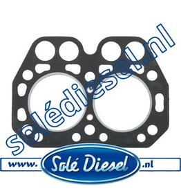 13121022 | Solédiesel | parts number | Gasket Cylinder Head