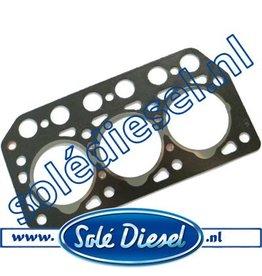 13621004 | Solédiesel | parts number | Gasket Cylinder Head