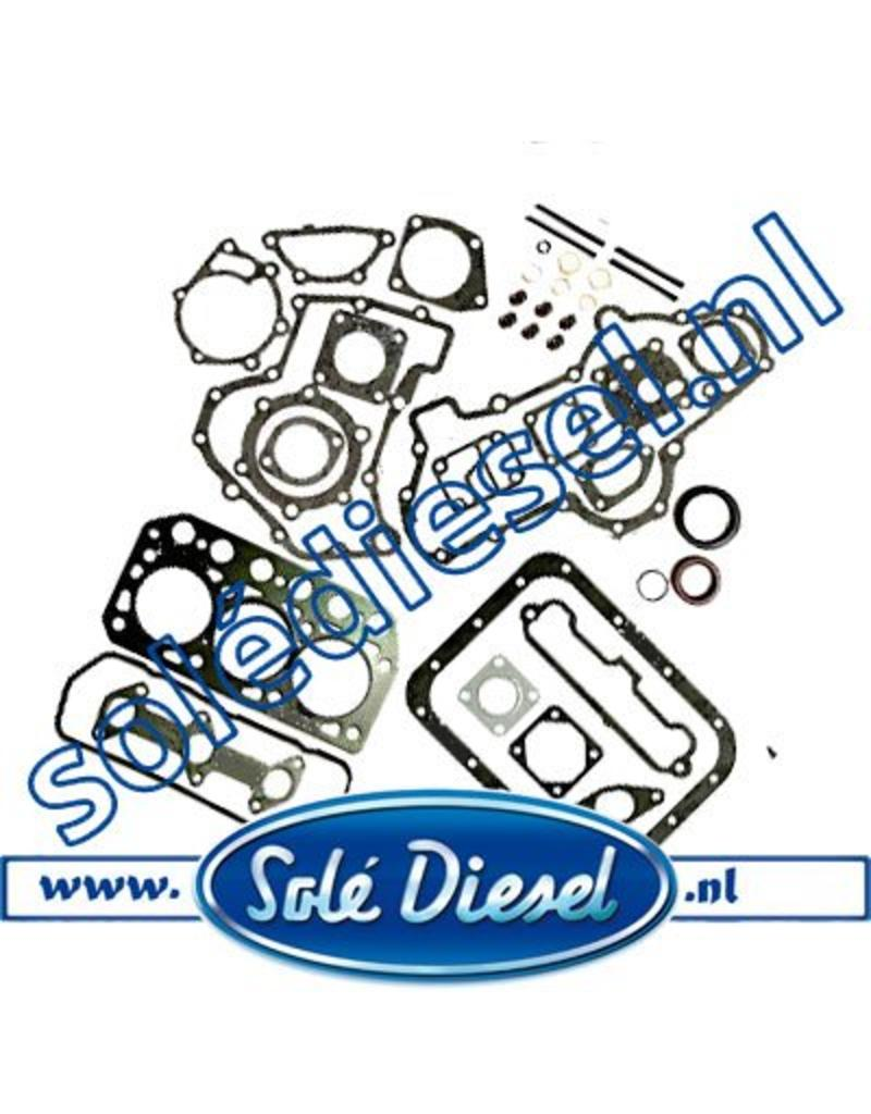 13620101 Gasket kit solé mini 23