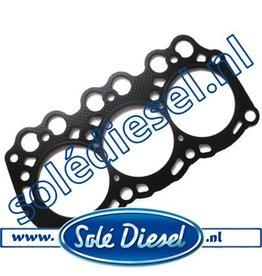 13921004 | Solédiesel | parts number | Gasket Cylinder Head