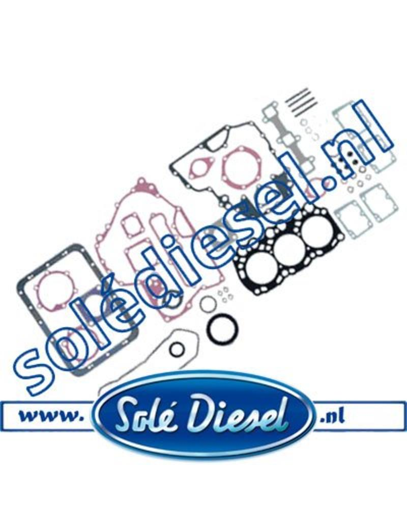 17620101   Gasket kit solé mini 29
