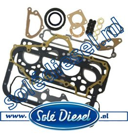 13420101 Gasket kit solé mini 34