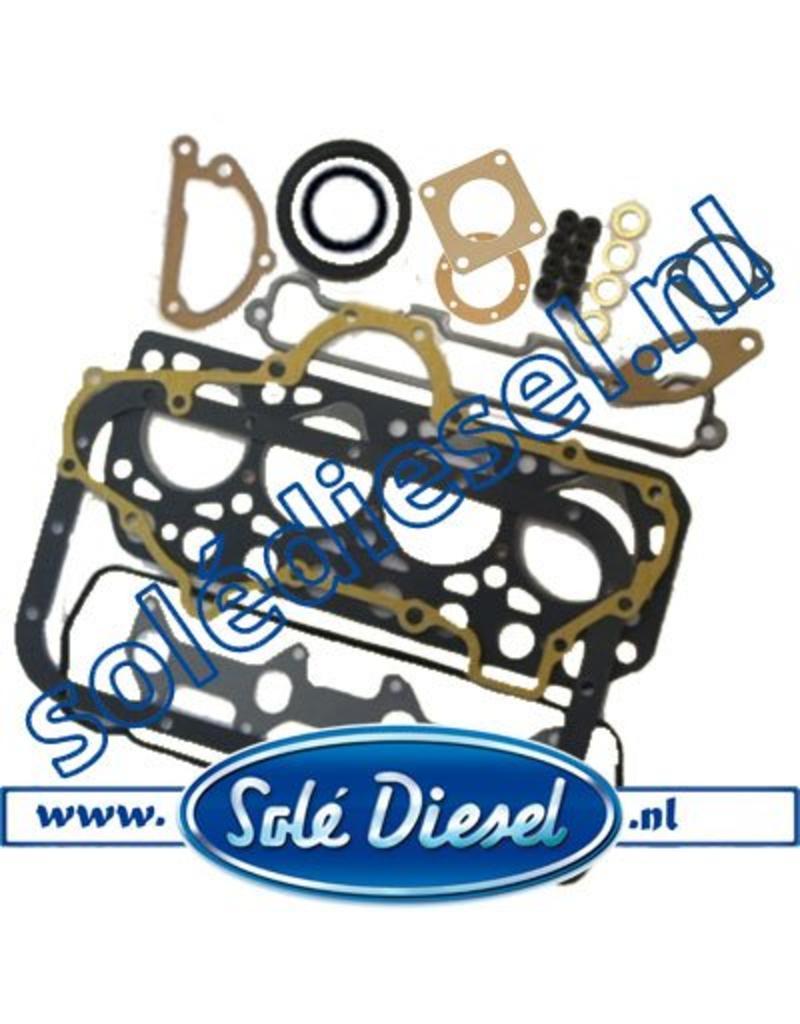 17020101 Motordichtsatz solé mini 48