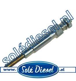17027017   Solédiesel   parts number   Glow plug