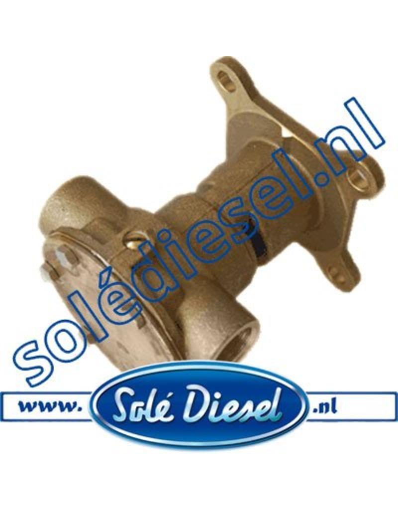 37011200 | Solédiesel onderdeel | Solé  impellerpomp