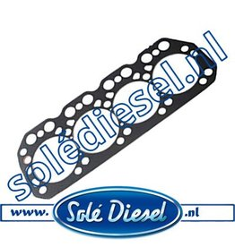 18121004 | Solédiesel | parts number | Gasket Cylinder Head