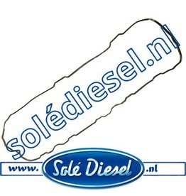 17521010  | Solédiesel | parts number | Rocker cover gasket