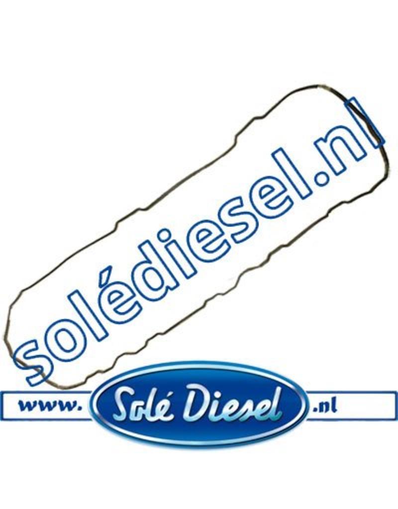 17521010  | Solédiesel | parts number | Rocker cover gasket
