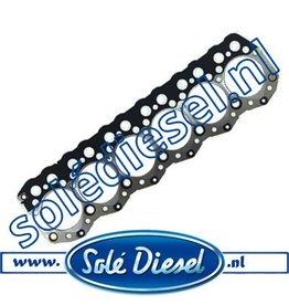 17521004  Solédiesel   parts number   Gasket Cylinder Head