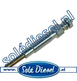 17127017 | Solédiesel | parts number | Glow plug