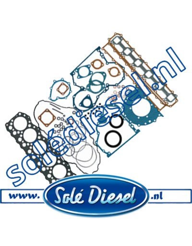 17520101 Gasket kit solé SM-105