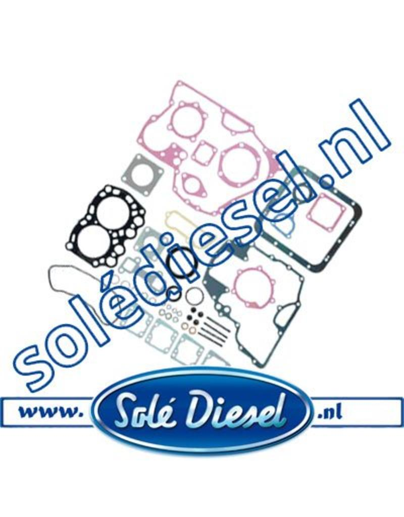 13820101 Gasket kit solé mini 17