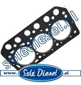 17221004 | Solédiesel | parts number | Gasket Cylinder Head