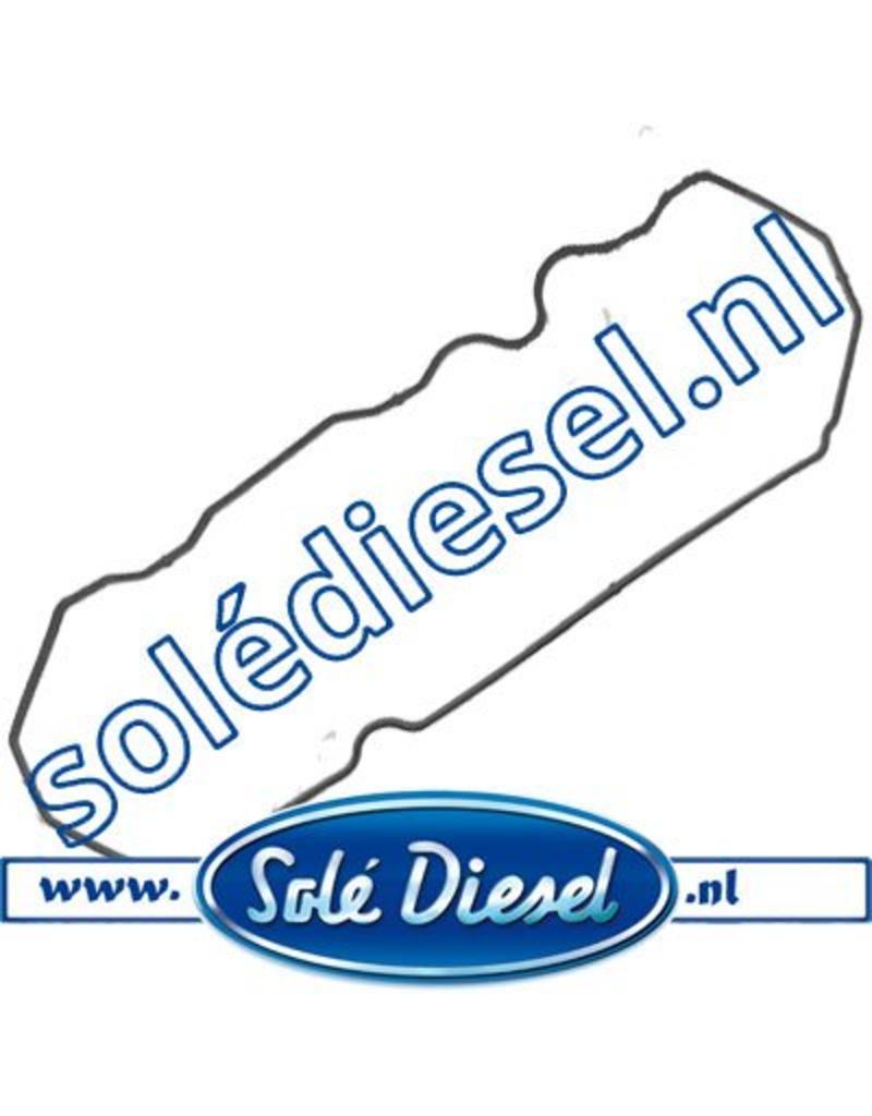 17221010 | Solédiesel |Teilenummer | Ventildeckeldichtung