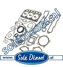 17220101 Gasket kit solé mini 33
