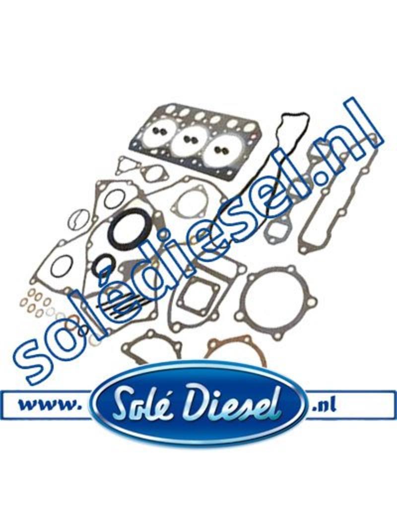 17220101  Gasket kit solé mini 33