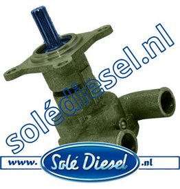 37711000  Solé  Raw water pump