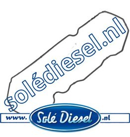 17121010   | Solédiesel | parts number | Rocker cover gasket