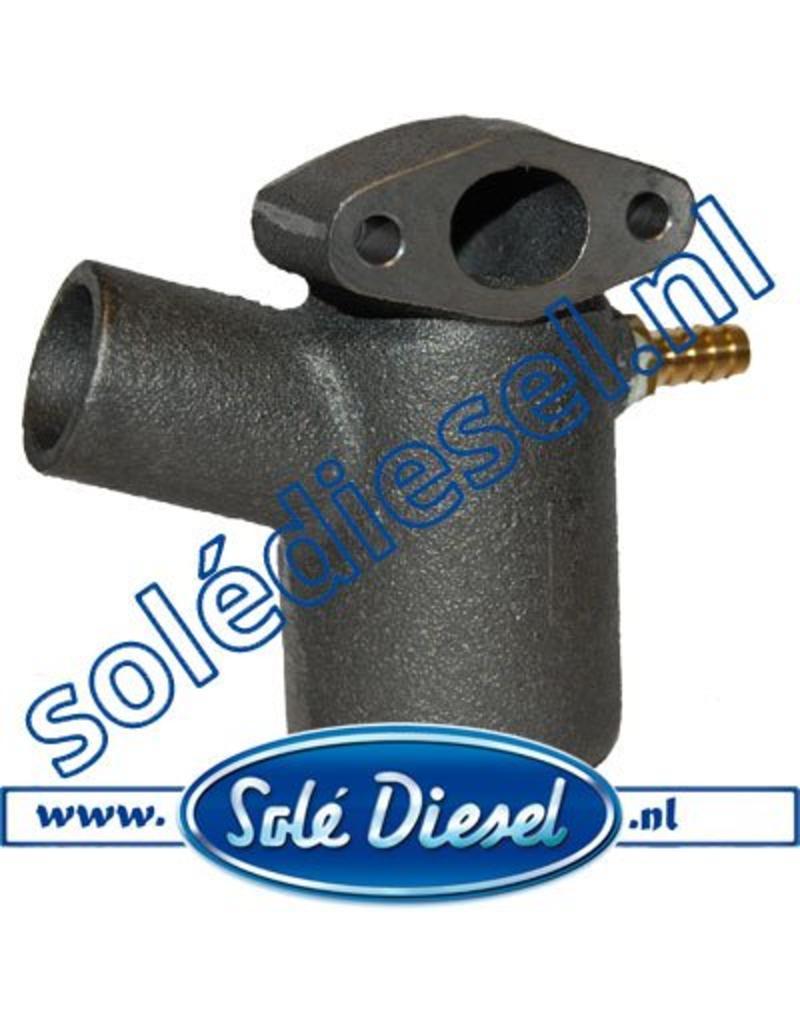 12113090 | Solédiesel onderdeel |  Pipe Exhaust