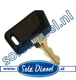 60900033 | Solédiesel | parts number | Key (old model)