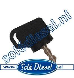 60900036 | Solédiesel | parts number |Key (New model)