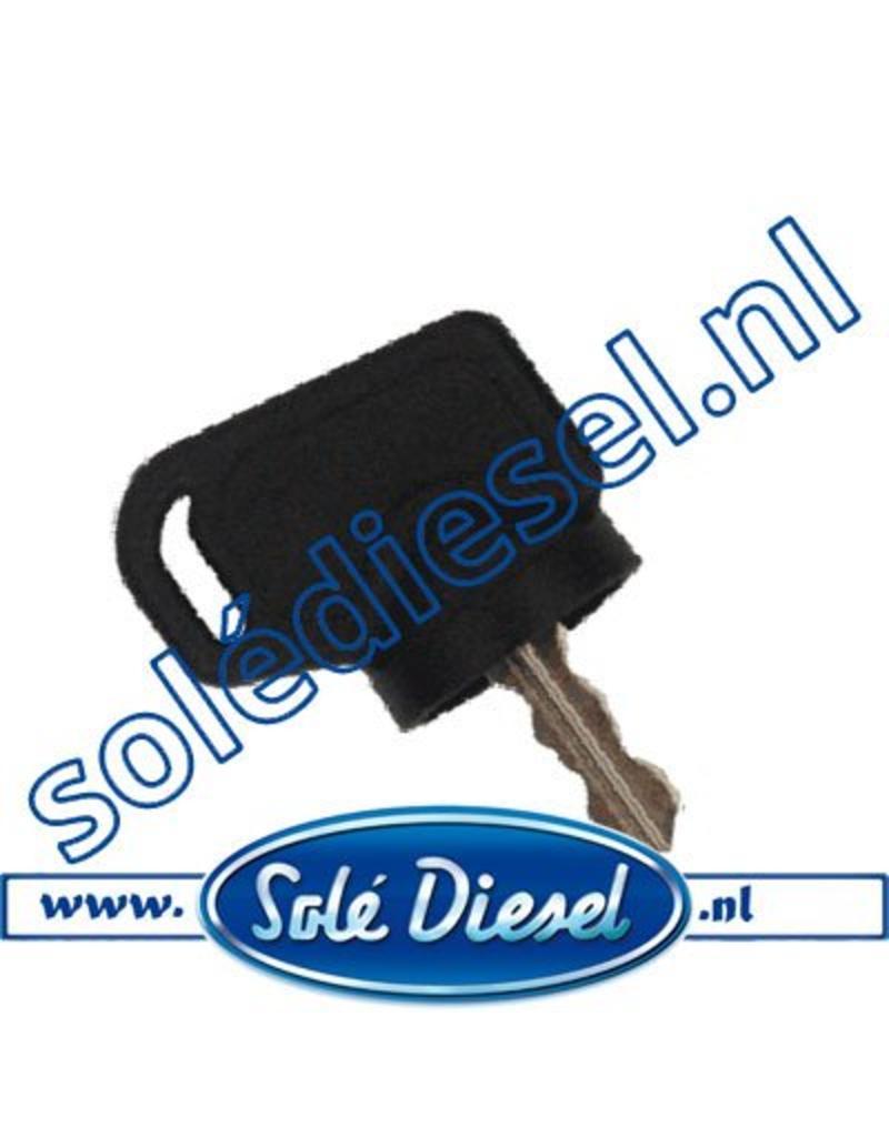 60900036   | Solédiesel onderdeel |  Sleutel (Nieuw Model)