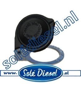60900038 | Solédiesel onderdeel | contactslot deksel (Nieuw Model)
