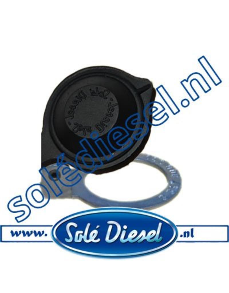 60900038  | Solédiesel |Teilenummer |   Deckel für Zündschloss (Neues Modell)