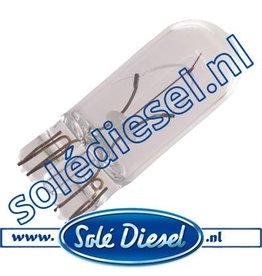 60900045A | Solédiesel onderdeel | Lamp 12V