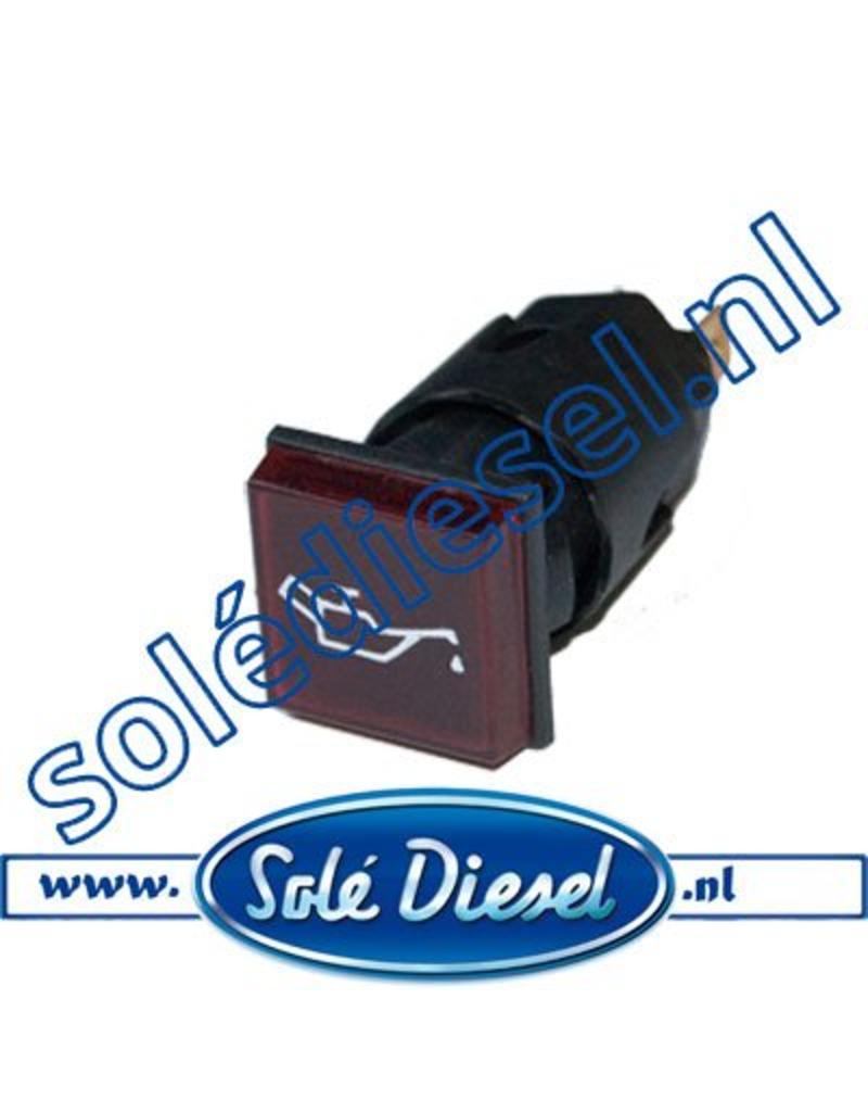 60900050A  | Solédiesel |Teilenummer | Lampe Öldruck