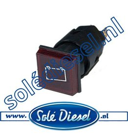 60900051A  | Solédiesel |Teilenummer | Lade-Kontrollleuchte -